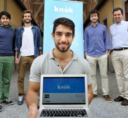 knok-post